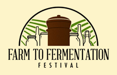 Farm to Fermentation Festival logo