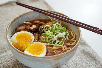 bowl of miso ramen